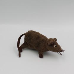 Petit Doudou souris rat marron IKEA