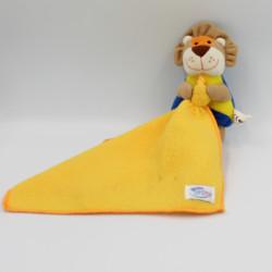 Doudou lion beige jaune...