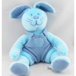 Doudou lapin rose landau baby CP INTERNATIONAL