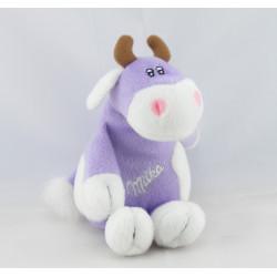Doudou vache rose violet MILKA
