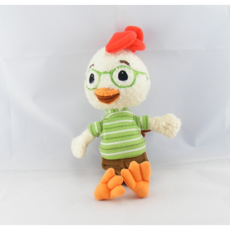 Peluche Chiken Little poulet Disney
