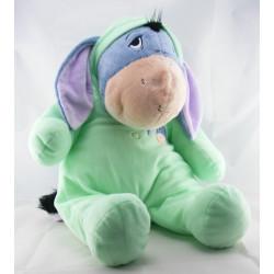 Doudou Bourriquet en pyjama vert Disney (petit)