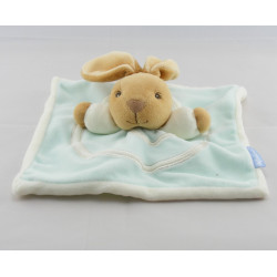Doudou plat lapin candies candy couleur pastel KALOO