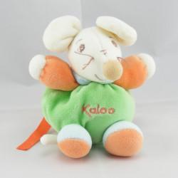 Mini doudou Souris verte KALOO