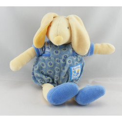 Doudou lapin Lise et Lulu Moulin Roty