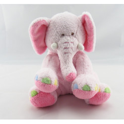 Doudou ours Baby Bear rose lune GIPSY