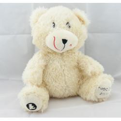 Doudou ours blanc NOCIBE 2008