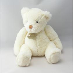 Doudou  ours blanc HISTOIRE D'OURS