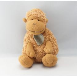 Doudou singe marron DOUDOU ET COMPAGNIE