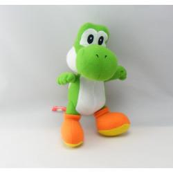 Peluche Yoshi Super Mario Bros NINTENDO 2008 33 cm