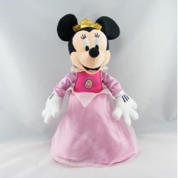 Peluche souris Minnie en princesse Cendrillon DISNEYLAND