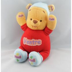 Doudou Winnie l'ourson et son Doudou FISHER PRICE Disney