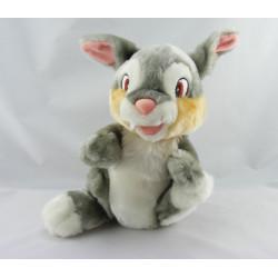 Doudou lapin gris Pan-pan l'ami de Bambi DISNEY