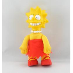 Peluche Poupée Lisa Les Simpsons