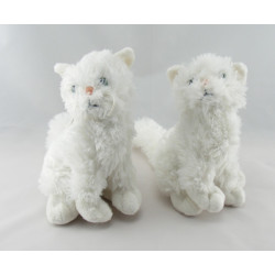 Doudou Chat blanc Luminou