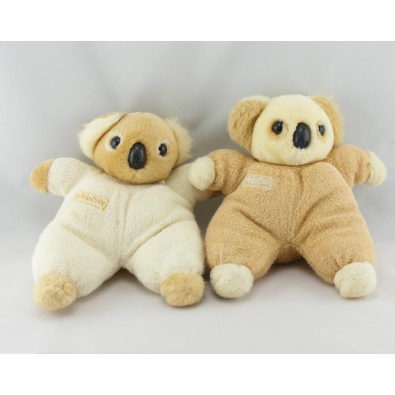 Doudou koala beige ecru BEBISOL