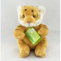 Doudou tigre blanc WWF PLUSK COLLECTION