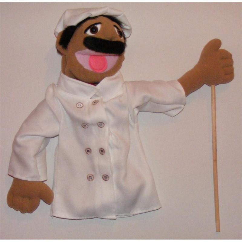 Marionnette Chef Alfredo Al Dente - Melissa et Doug
