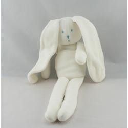 Doudou Lapin blanc PETIT BATEAU