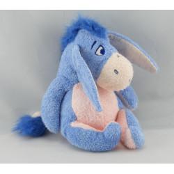 Doudou Bourriquet bleu clair DISNEY NICOTOY