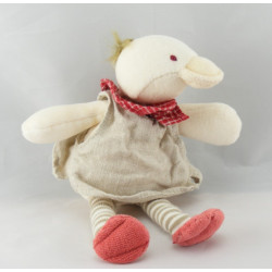 Doudou canard Edouard MOULIN ROTY