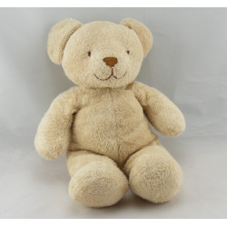 Doudou ours beige TEX BABY