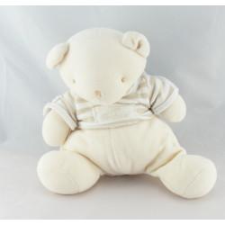 Doudou ours beige Bébé tendresse NOUNOURS