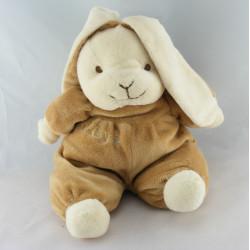 Doudou lapin rose CP INTERNATIONAL