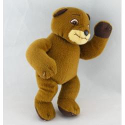 Peluche ours Martin le meilleur ami de Franklin 35 cm