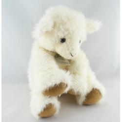 Doudou  ours blanc tout doux HISTOIRE D'OURS