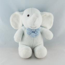 Doudou luminou lapin bleu JEMINI