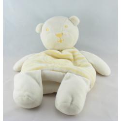 Doudou range pyjama lapin rose coeur SIPLEC