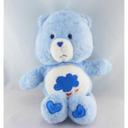 Peluche Bisounours bleu Grognon nuage CARE BEARS