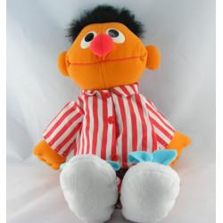 Peluche Parlante Ernest bonne nuit l'ami de Bart 1, rue Sesame
