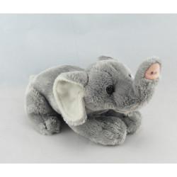 Doudou éléphant gris NICOTOY