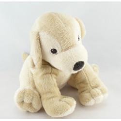 Doudou chien beige H ET M HM