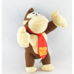 Peluche singe donkey Mario Bros OFFICIAL NINTENDO