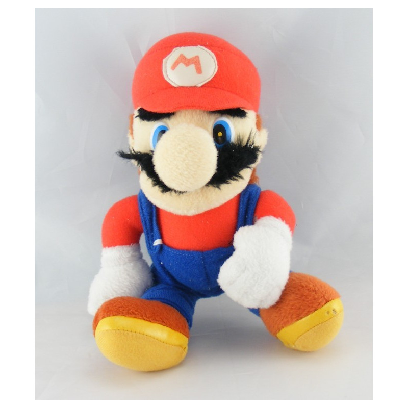 Peluche Super Mario Bros NINTENDO 2002