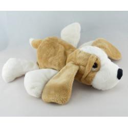 Doudou chien écru beige H ET M HM
