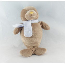 Doudou ours blanc BENGY