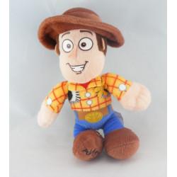 Doudou peluche CowBoy Woody Toys story DISNEY PIXAR NICOTOY