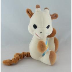Doudou hochet sophie la girafe VULLI