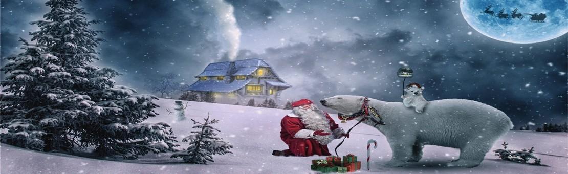 Des doudous pour Noël